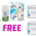 Walgreens: Better Than FREE Glade, Pond's, and Well Beginnings Products
