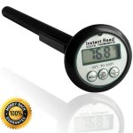 Amazon: Best Meat Cooking Thermometer Only $12.99 (Reg. $35.99)