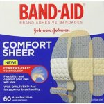 Target: Band-Aid Comfort Sheer Only $0.64