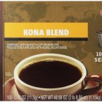 Amazon: Caza Trail Coffee, Kona Blend, 100 Single Serve Cups Only $0.26 each Shipped