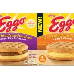 Target: Kellogg's Eggo Breakfast Sandwiches Only $2.70