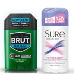 Rite Aid: FREE Brut or Sure Deodorant (Starting 5/3)