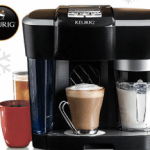 Win a Keurig RIVO Cappuccino & Latte System TODAY!