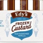 Target: Edy's Frozen Custard Only $1.63