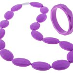 Amazon: Teething Necklace and Bracelet/Bangle Only $15.97 (Reg. $45)