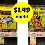 CVS: Betty Crocker Gushers or Scooby Doo Fruit Snacks Only $1.49 (Last Day)