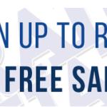 FREE Rainguard Waterproofing Spray Sample