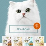 FREE Purina Fancy Feast Broth Cat Food Sample!