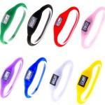 FREE Sports Digital Silicone Rubber Jelly Anion Bracelet Wrist Watch + FREE shipping!