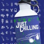 FREE Custom Water Bottle from Camel