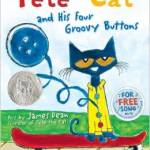 Amazon: Pete the Cat and His Four Groovy Buttons Hardcover Only $9.98 (Reg. $17.99)