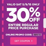 Michael's: *HOT* 30% Off ENTIRE Purchase Coupon!