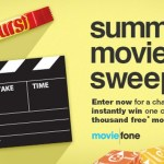 INSTANTLY Win FREE Fandango Movie Tickets ($12 Value)!