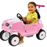 *HOT* Radio Flyer Steer & Stroll Coupe Ride-On in Pink Only $55.98 Shipped (Reg. $129.97!)