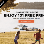 Shutterfly: 99 FREE 4×6 Photo Prints – Just Pay $5.99 S&H (Only $0.06 per Print)
