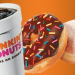 Dunkin' Donuts: FREE Donut with Drink Purchase!