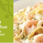 Olive Garden Coupon: $6 Off Dinner for 2 or $3 off One!