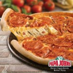 Papa John's Coupon Code: ANY Large 3-Topping Pizza ONLY $10 + FREE Large Pizza with Purchase!