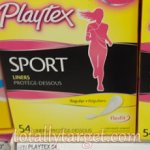 Target: Playtex Sport Liners Only $0.99