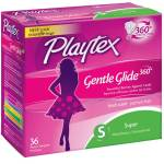 Buy 1 Playtex Gentle Glide Tampons AND Get 1 FREE (Up to $7.99 value) Coupon