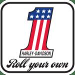 FREE Harley-Davidson Roll Your Own Sticker