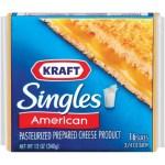 Target: Kraft American Cheese Singles Only $1.80