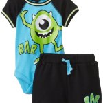 Amazon: Disney Baby-Boys Monsters 2 Piece Elastic Short Set As Low As $8.99 (Reg. $32)