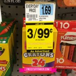 Rite Aid: Playskool Crayons Only $0.33