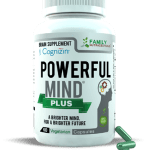FREE Family Nutraceuticals Powerful Mind Brain Supplement Sample