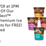 FREE Pint of 7-Select GO! Yum Ice Cream