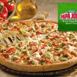 Papa John's: FREE Large Pizza when you buy one!