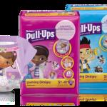 Pull-Ups Jumbo Packs ONLY $4.99 (Reg. $9)!
