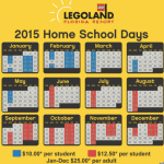 LEGOLAND: Discount Tickets for Home Schoolers