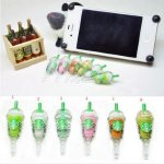 Amazon: 6 pcs StarBucks Frappuccino, Milk Cell Phone Charm Only $2.76 Shipped