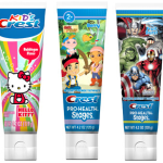 Target: Crest Kids Toothpaste Only $0.02