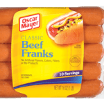 Rare $0.75/2 ANY Oscar Mayer Hot Dogs Coupon