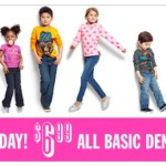 OskKosh B'Gosh & Carter's: $10 Off Every $30 (Includes Clearance and Doorbusters)