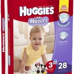 Rite Aid: Huggies Little Movers Diapers Only $5.62