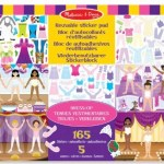 Instantly Win a Melissa & Doug Dress-Up Reusable Sticker Pad!