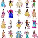 *HOT* HUGE List of GIRL'S Halloween Costumes (20 Deals on Popular Costumes!)