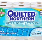 Target: Quilted Northern Bath Tissue Only $0.28 Per Double Roll