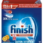 Rite Aid: Finish Powerball, GelPacs or Jet Dry Only $1.95 (Starting 9/13)