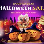 Halloween Accessories Sale = Items Only $1.82! Party Lights, Party Favors, Props, Headbands, Decorations and more!