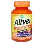 Walgreens: Alive! B-Complex Gummies Only $5.12