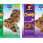 Target: Quaker Chewy Granola Bars Girl Scout Flavors Only $0.45