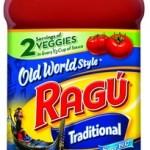 Walgreens: Ragu Pasta Sauce As Low As $0.89 (Starting 9/20)