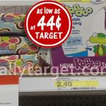Target: Pampers Kandoo Wipes 50 ct ONLY $0.44!