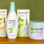 Win FREE Aveeno Positively Radiant Sample Packs ($10 VALUE!)