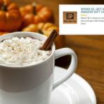 Peet's Coffee & Tea: FREE Amazon Gift Card When You Spend $2 In-Store With Visa Card + More