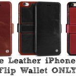 *HOT* Genuine Leather iPhone 6 Case ONLY $10 (Reg. $52.99)!